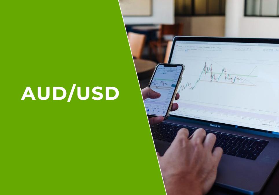 AUD/USD: Trendová línia + pin